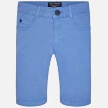 Παντελόνι κοντό βασικό καπαρτινέ 27-00231-085