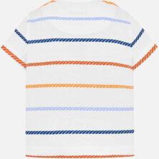 Μπλούζα κοντομάνικη καράβι Mayoral baby αγόρι 1018-074