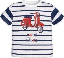 Μπλούζα κοντομάνικη για Νεογέννητο Αγόρι Mayoral 1011-072