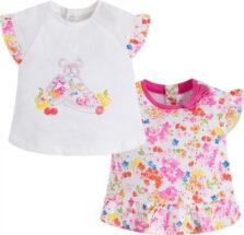 Σετ Μπλούζες για Νεογέννητο Κορίτσι 01006-064