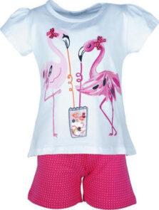 Σετ Σορτς με Μπλούζα για Κορίτσι 2221