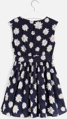 Φόρεμα σταμπωτό μαργαρίτες Κορίτσι 6965