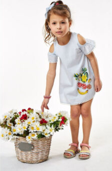 Φόρεμα κοντομάνικο 202279