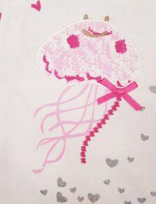 Φορμάκι κοντό σχέδιο Νεογέννητο κορίτσι Funky 2919430
