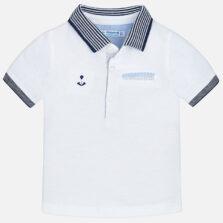Μπλούζα πόλο αγόρι κοντομάνικο Mayoral 1138-092