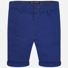 Παντελόνι κοντό καπαρτινέ λοξοτσέπο αγόρι 28-00242-024