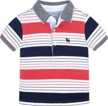 Μπλούζα πόλο αγόρι κοντομάνικη Mayoral 1132-075