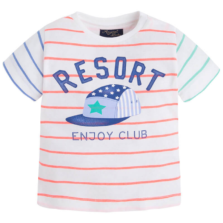 Mayoral T-Shirt κοντομάνικο αγόρι 1012-078