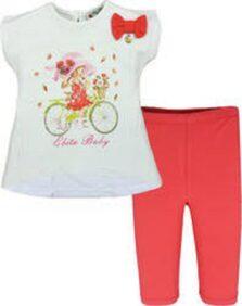 """Σετ κολάν """"ποδήλατο"""" για Κορίτσι Ebita 174531"""