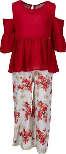 Παιδικό Σετ Παντελόνα με Μπλούζα για Κορίτσι Ebita 202047
