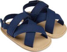 Παπούτσια Αγκαλιάς για νεογέννητο αγόρι Mayoral 9068-074