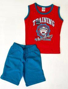 Σετ βερμούδα με μπλούζα Αγόρι Trax 23411