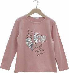Παιδική Μπλούζα Κορίτσι Εβίτα 203112 ροζ