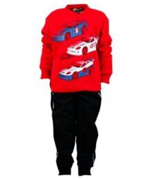 Σετ φόρμα Nek Kids Wear αγόρι 141019 κόκκινο
