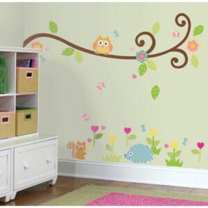 3+1 τρόποι για να ανανεώσετε το παιδικό του δωμάτιο