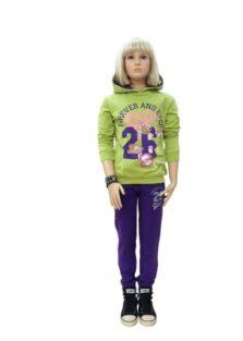 Παιδική Φόρμα Εβίτα Κορίτσι 163401
