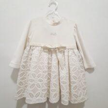 Φόρεμα Δαντέλα Κορίτσι M&B 6994