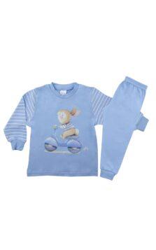 Pretty Baby Πιτζάμα Bunny Αγόρι 68153 Light Blue