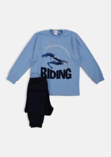 Παιδική πυτζάμα Αγόρι PRETTY BABY BIDING 63967
