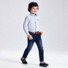 Παντελόνι τζιν βασικό αγόρι Mayoral 21-00540-094