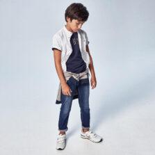 Παντελόνι τζιν βασικό αγόρι Mayoral 21-00543-084