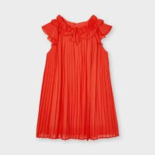 Φόρεμα πιέτες κορίτσι Mayoral 21-03911-069