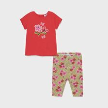 Σετ κολάν σταμπωτό baby κορίτσι 21-01714-024