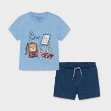 Σετ μακό PLAY WITH baby αγόρι 21-01671-066