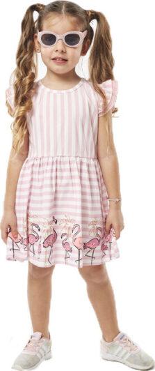 Ebita 214268 Φόρεμα Ροζ