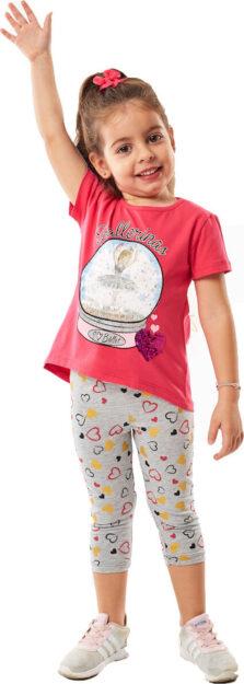 Παιδικό Σετ-Κολάν Εβίτα 214204 Κορίτσι