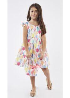 Παιδικό Φόρεμα Κορίτσι Εβίτα 214239