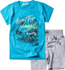 Παιδικό Σετ βερμούδα με Μπλούζα Nek 43021
