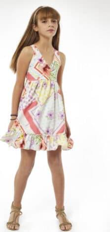 Εβίτα Παιδικό Φόρεμα για Κορίτσι 214040