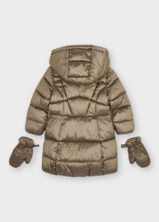 Μπουφάν ECOFRIENDS γάντια Κορίτσι 11-04441-049