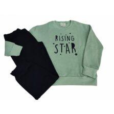 Trax Παιδική Φόρμα 40663 Rising Star βεραμάν