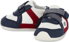 Mayoral Βρεφικά Sneakers Αγκαλιάς για Αγόρι Κόκκινα 11-09449-090